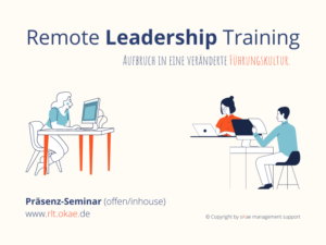 Remote Leadership Training